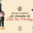 Concert La croisière de Pete the Monkey à PARIS @ Safari Boat - Quai St Bernard - Billets & Places
