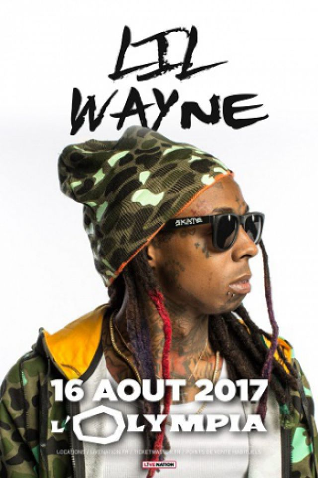 LIL WAYNE @ L'Olympia - Paris