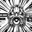 Soirée 3672 Techno invite KRAKEN