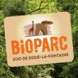 Bioparc - Entrée 2018  à DOUÉ LA FONTAINE @ BIOPARC de Doué la Fontaine - Billets & Places