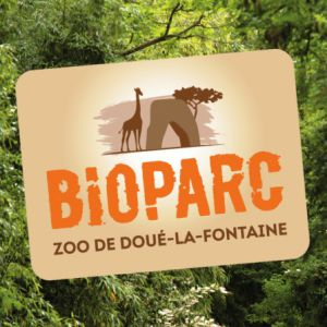 Bioparc - Entrée 2018  @ BIOPARC de Doué la Fontaine - DOUÉ LA FONTAINE