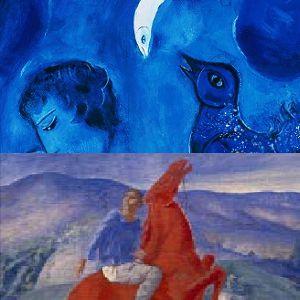 La Lune / Rouge - Billet Jumele