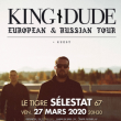 Concert KING DUDE au TIGRE SELESTAT