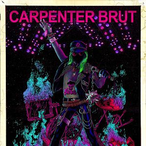 CARPENTER BRUT @ La Belle Electrique - GRENOBLE