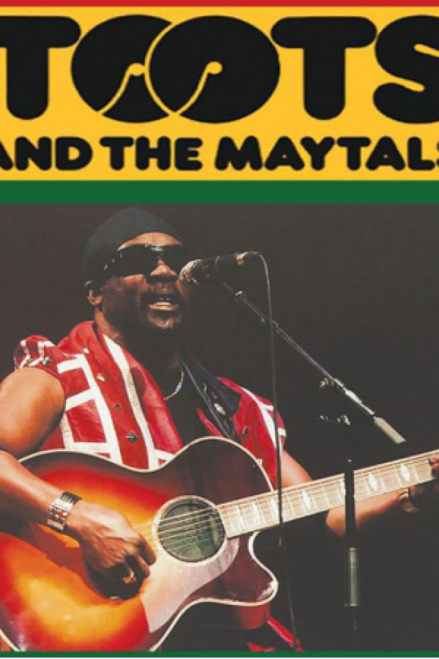TOOTS & THE MAYTALS @ Espace Julien - Marseille