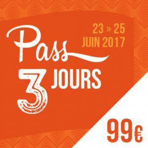 Billets SOLIDAYS 2017 - PASS 3 JOURS 99 € - Hippodrome de Longchamp