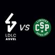 Match LDLC ASVEL / LIMOGES CSP à Villeurbanne @ Astroballe - Billets & Places