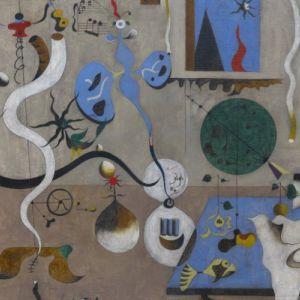 Visite Guidée Exposition Miró Au Grand-Palais, Avec M. Lhéritier