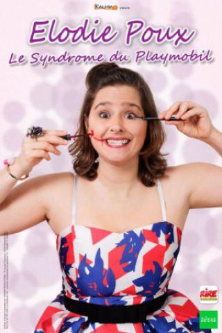 Théâtre ELODIE POUX à FREYMING MERLEBACH @ LE GOUVY - ESPACE THEODORE GOUVY - Billets & Places