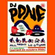 Soirée FREE YOUR FUNK : DJ PONE ALL NIGHT LONG
