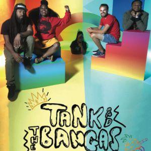 TANK AND THE BANGAS @ La Maroquinerie - PARIS
