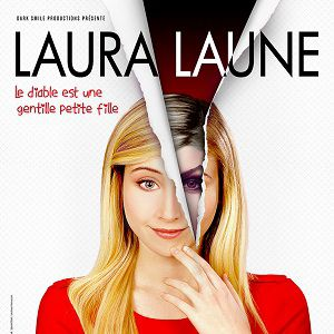 Spectacle LAURA LAUNE - « Le diable est une gentille petite fille »