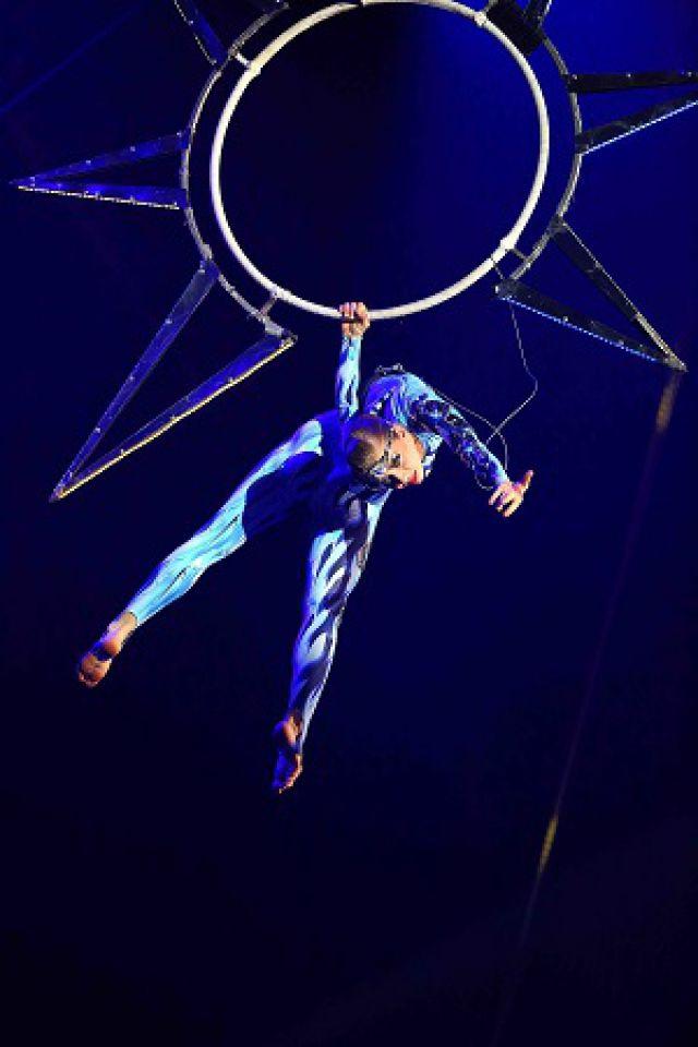 Cirque National de RUSSIE ( Moscou) @ Théâtre Galli - SANARY SUR MER