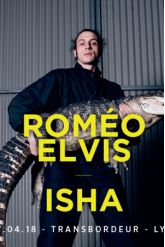 Concert ROMEO ELVIS, CABALLERO & JEANJASS, ISHA
