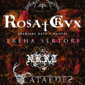 Rosa Crvx / Treha Sektori / Nkrt / Cataèdes