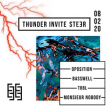 Soirée Thunder Invite STEER  à PARIS 19 @ Glazart - Billets & Places