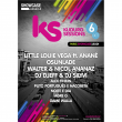 Soirée IKF - KUDURO SESSIONS | LITTLE LOUIE VEGA ft. ANANÉ & OSUNLADE à Paris @ Showcase NE PAS UTILISER - Billets & Places