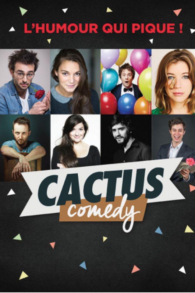 Cactus Comedy  @ Oméga Live - Toulon