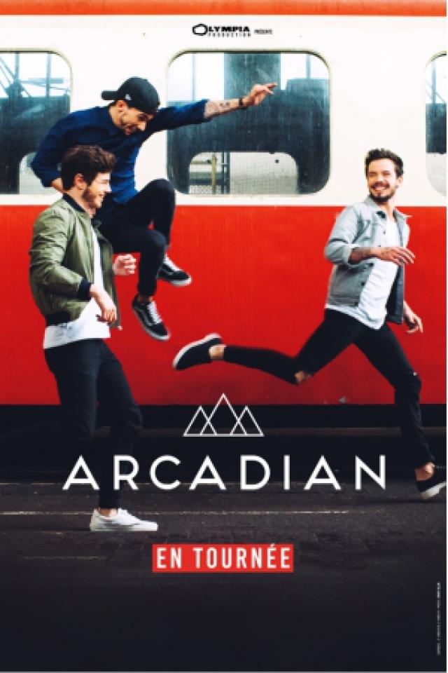 ARCADIAN @ Rock School Barbey  - BORDEAUX