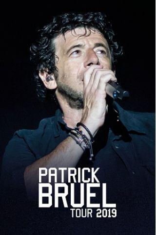 Concert PATRICK BRUEL TOUR 2019 à ST ETIENNE @ Zénith de Saint Etienne - Billets & Places