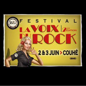FESTIVAL LA VOIX DU ROCK - TRUST /DARCY/ MAMA'S GUN