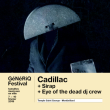 Concert GENERIQ FESTIVAL-CADILLAC (Stupeflip)+SIRAP+EYE OF THE DEAD DJ à AUDINCOURT @ Le Moloco  - Billets & Places