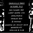 Soirée Smallville Paris 10 Years Pt. 2 avec Larry Heard