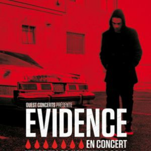 EVIDENCE @ 1988 Live club - RENNES