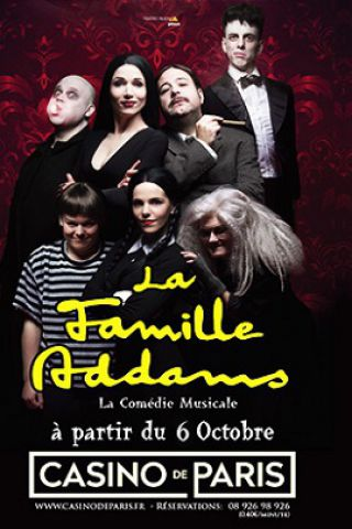 spectacle paris en famille