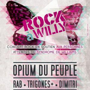 ROCK A WILLY @ Centre Culturel de l'Odyssée - PUSIGNAN