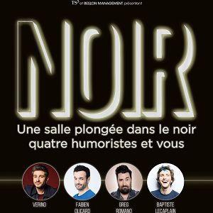 NOIR @ L'Européen - Paris