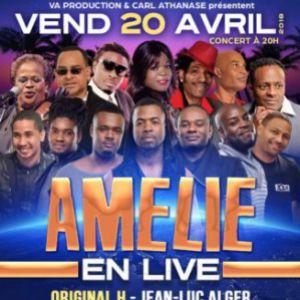 LE SHOW D'AMÉLIE @ Cabaret Sauvage - Paris