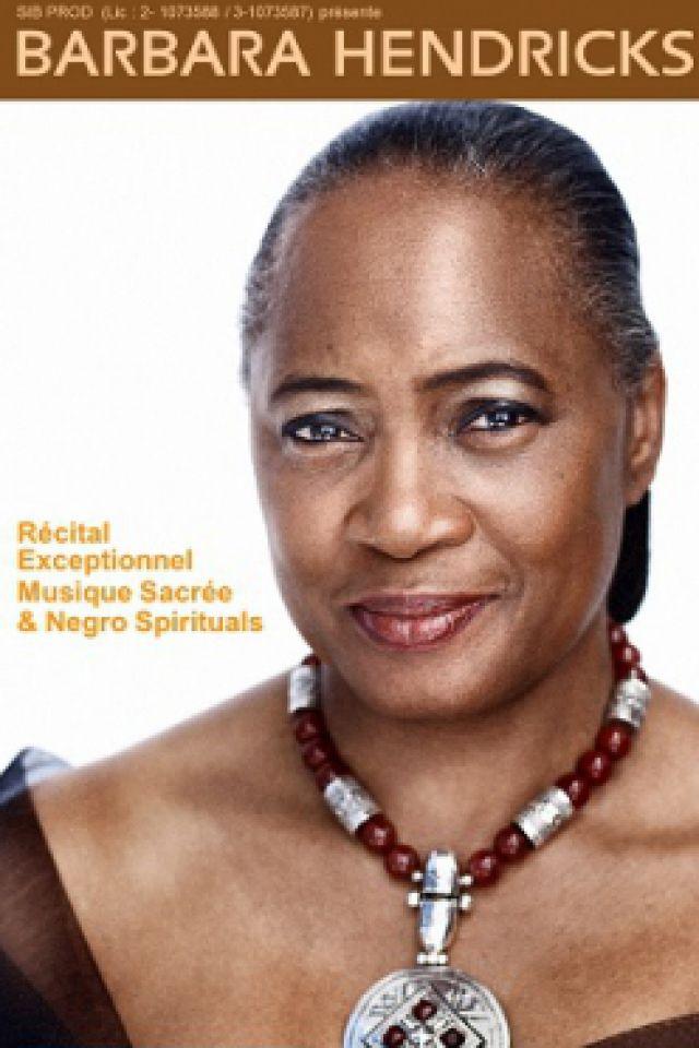 BARBARA HENDRICKS @ LE SILO - MARSEILLE