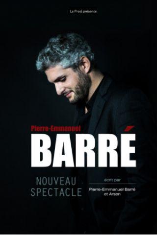 """Pierre-Emmanuel Barré """"Nouveau spectacle"""" à JOUÉ LÈS TOURS @ Espace André Malraux - Billets & Places"""