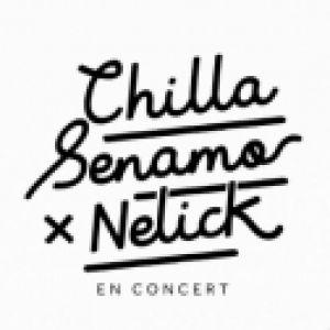 CHILLA + SENAMO + NELICK @ FLOW - PARIS