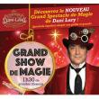 Spectacle Noël Magique | Samedi 4 décembre 2021