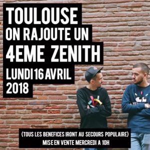Concert BIGFLO ET OLI à Toulouse @ ZENITH TOULOUSE METROPOLE - Billets & Places