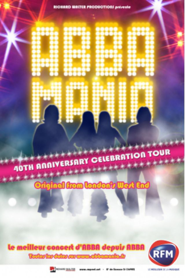 Concert ABBA MANIA - THE SHOW