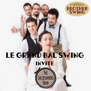 LE GRAND BAL SWING @ La Bellevilloise - Paris