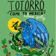 "Concert Totorro ""Come To Mexico"" Release Party Nantes ! w/ Lesneu @ Le Ferrailleur - Billets & Places"