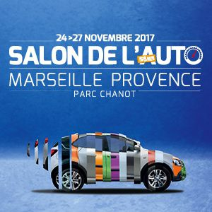 Salon de l'Auto Marseille Provence @ PARC CHANOT - Hall 3 - MARSEILLE
