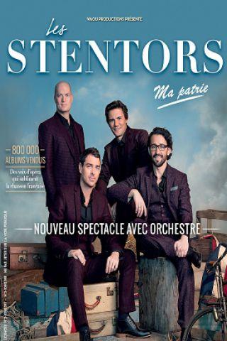 Concert LES STENTORS à Bressuire @ BOCAPOLE - Espace Europe - Billets & Places