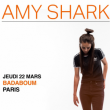 Concert Amy Shark à PARIS @ Badaboum - Billets & Places