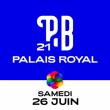 """Festival """"PALAIS ROYAL !"""" PLK - GEORGIO à Bourges @ Palais d'Auron - Billets & Places"""