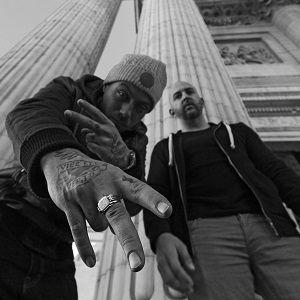 SWIFT GUAD + DOOZ KAWA @ La CLEF - St Germain en Laye