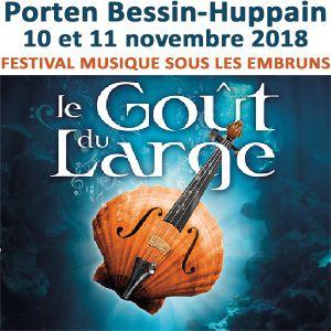 ROVING CROWS @ Place Gaudin - Sous chapiteau - PORT EN BESSIN HUPPAIN