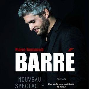 PIERRE-EMMANUEL BARRE @ Cité des Congrès - Grand Auditorium - Nantes