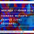 Soirée OVERGROUND à PARIS @ Le Rex Club - Billets & Places