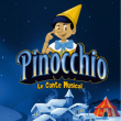 Spectacle Pinocchio, le conte musical