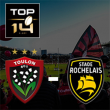 Carte RC TOULON - LA ROCHELLE @ STADE MAYOL - Billets & Places